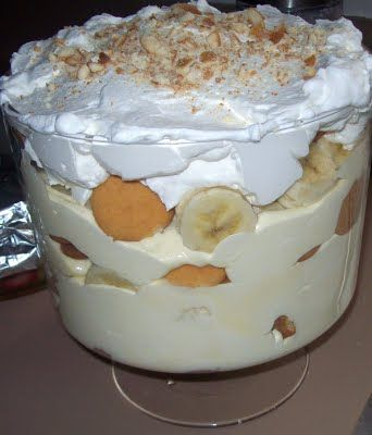 Best banana pudding EVER!  Is this Sandy's recipe?