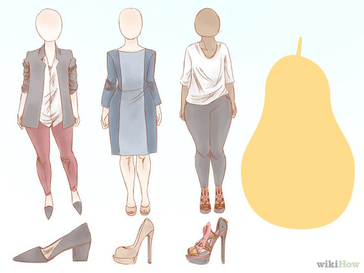 Dress if You've Got a Pear Shaped Figure Step 17 Version 5.jpg