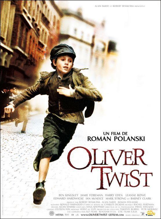 Oliver Twist (2005) Reino Unido. Dir: Roman Polanski. Drama. Infancia. Pobreza. S.XIX - DVD CINE 1531