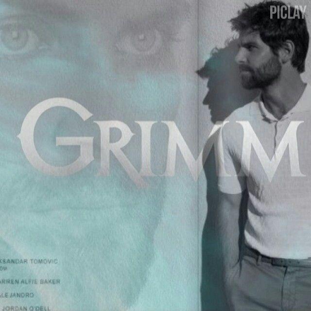 "NBC's hit tv show ""GRIMM"""