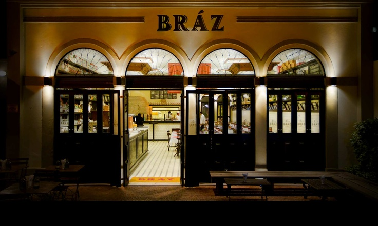 Pizzaria Bráz: of dueling fame in Brazil