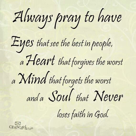 Inspirational Prayer Quotes: Via Shannon Williams Lewis
