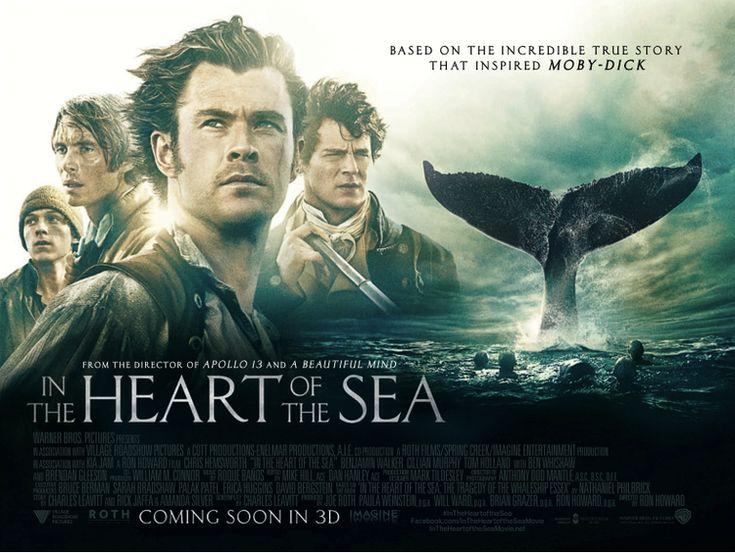 Critique Ciné : AU COEUR DE L'OCEAN de Ron Howard