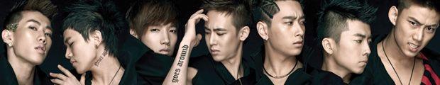 Bandas coreanas que você não pode deixar de conhecer - 2PM