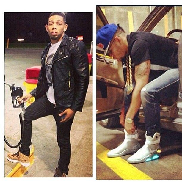 joe-haden-fashion-sneaker-collection-4 | Style | Pinterest ...