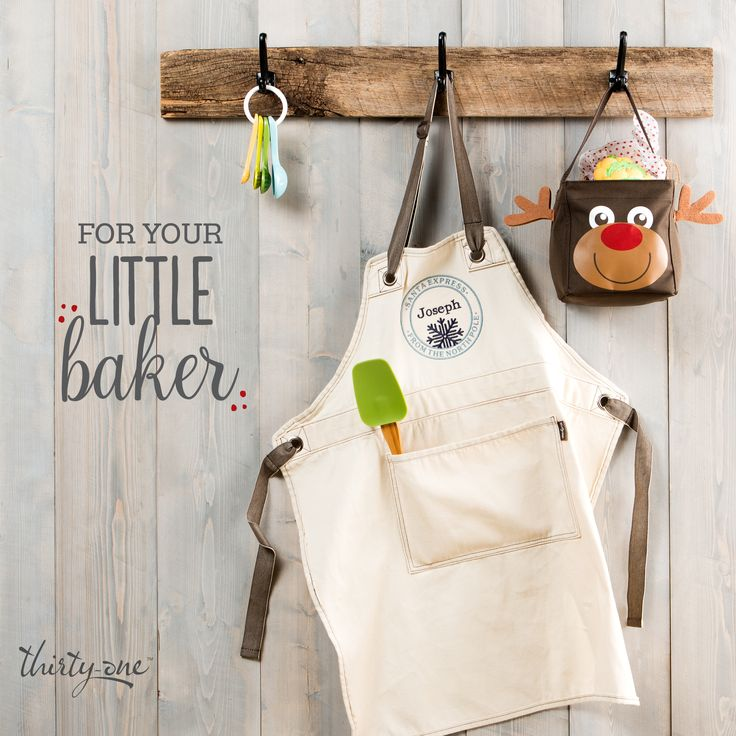 Do you have a little baker? Here is the perfect gift!