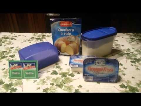 video sulla realizzazione della ricetta dei cupcake realizzata da francesca lisa e federico