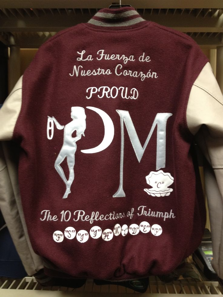 LTA | Lambda Theta Alpha Custom Jacket                                                                                                                                                                                 More