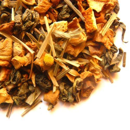 Herbata z Żeńszeniem