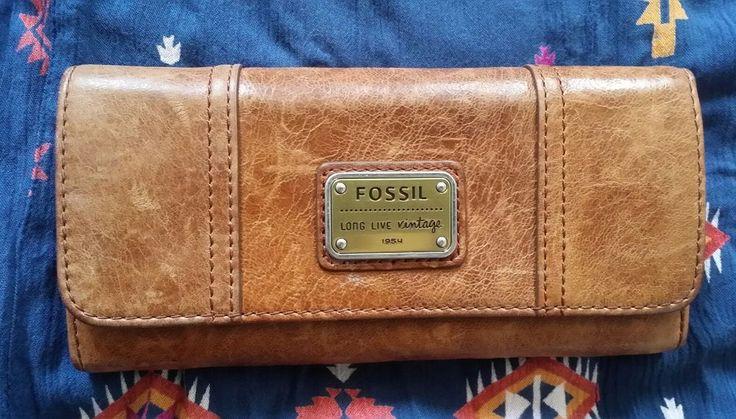 Fossil Geldbörse Kombi-Börse Emory 29 Clutch wie neu in Kleidung & Accessoires, Damen-Accessoires, Geldbörsen & Etuis | eBay!