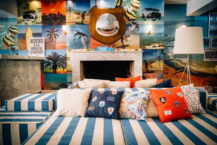 Leer Arquitectura: Quilmes Hostel en Mar del Plata, Buenos Aires / Ho...