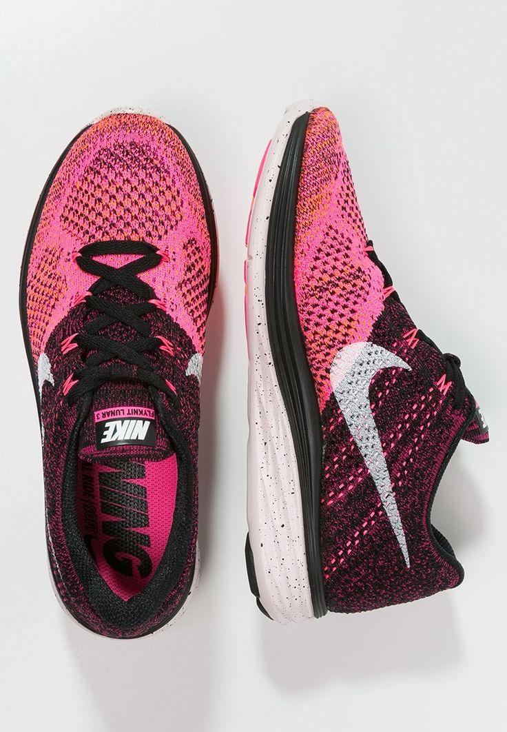 Nike Performance FLYKNIT LUNAR 3 - Lette løpesko - Zalando.no