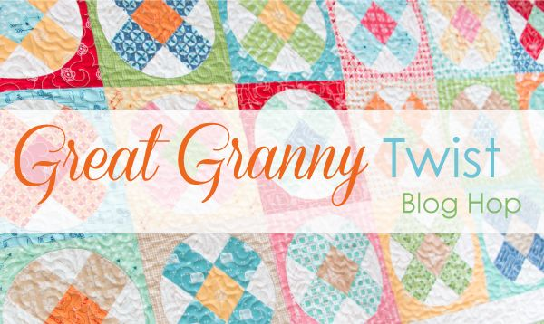 New Tutorial - Great Granny Circled Table Runner and the Great Granny Twist Blog…