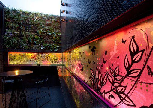 The Railway Hotel Cocktail Bar - MR. MITCHELL Hotel Cocktail Bar Interior Design