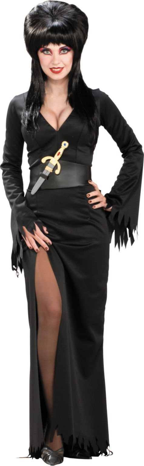 Elvira Costume Adult - Party City