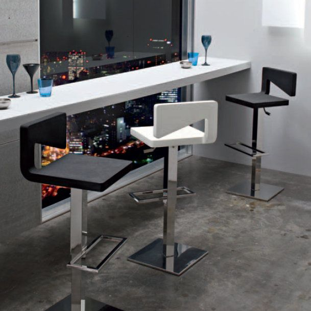 Thesis Stool This stool adds an incredible touch of elegance to any environment. You can have it in your house, but also in your bar or office, and it always looks stunning - together with the durability and high-quality of its materials,  it makes the perfect stool!