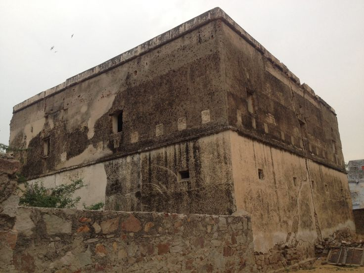 My ancestral haveli at Lunia village, Rajasthan