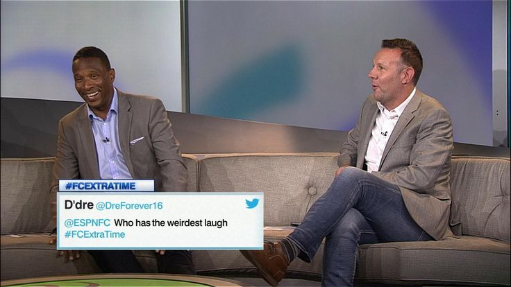 Extra Time: Messi vs. Ronaldo and weird laughs