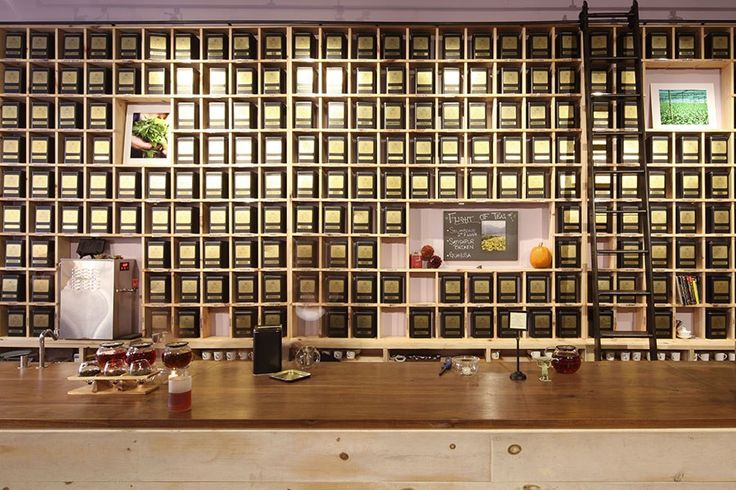 21 Beautifully Designed Tea Shops From Around The World