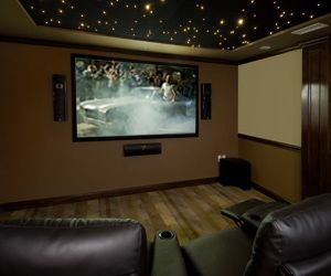103 best Home Theaters images on Pinterest Movie rooms Home
