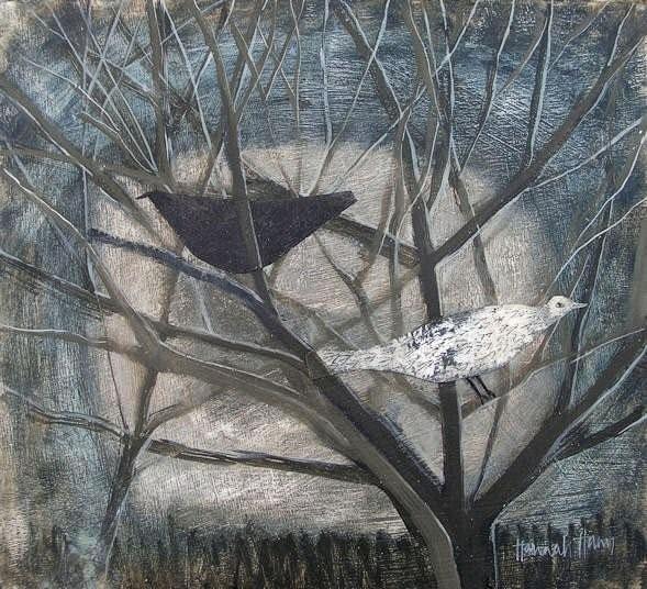 Hannah Hann tree-moon-birds