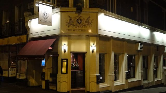 The Winchester, Essex Road, Angel, Islington