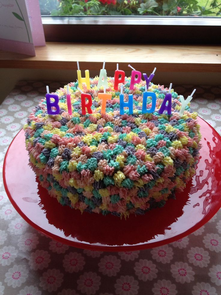 Birthday Cake For My 9 Year Old Daughter Cakes I Ve