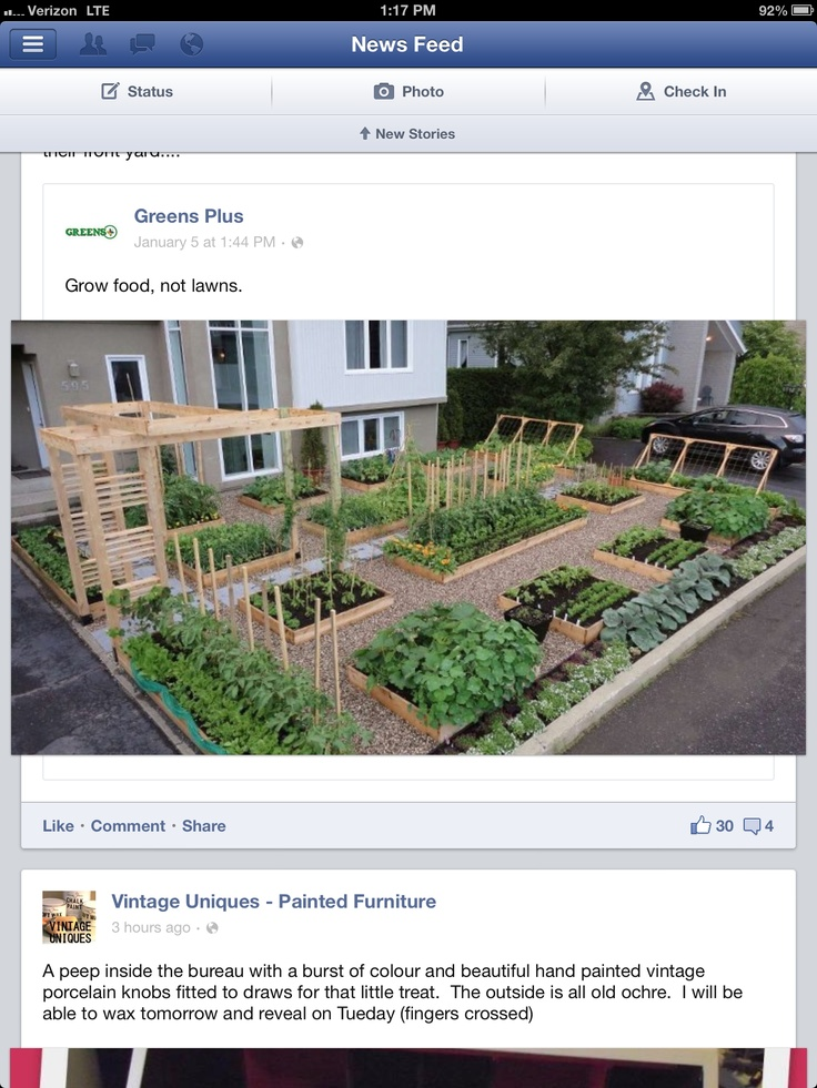 Charming I Love The Easy Access And Another Great Idea For Organizing A Veg Garden  Front Yard Vegetable Garden Seattle