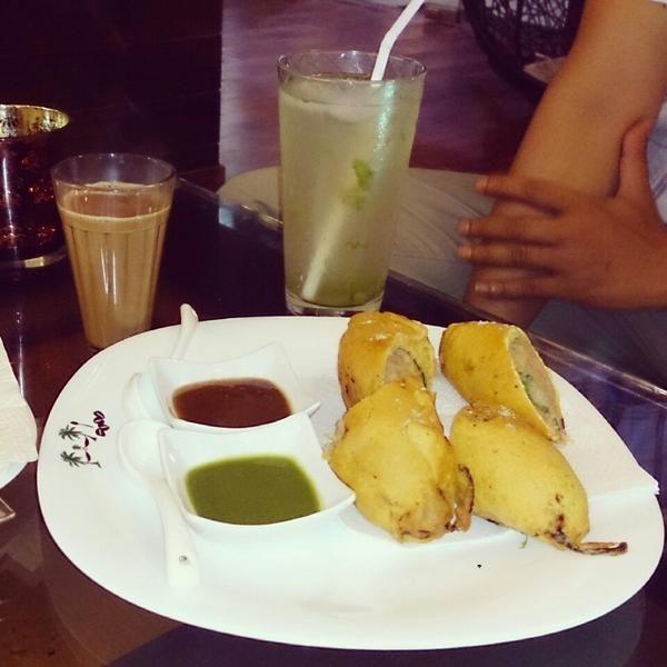 Photos at Cafe Wanderlust - Gurgaon, Haryāna