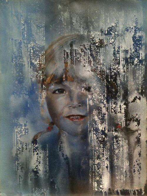 """Jenta mi"" by Hilde Eilertsen Sletvold"