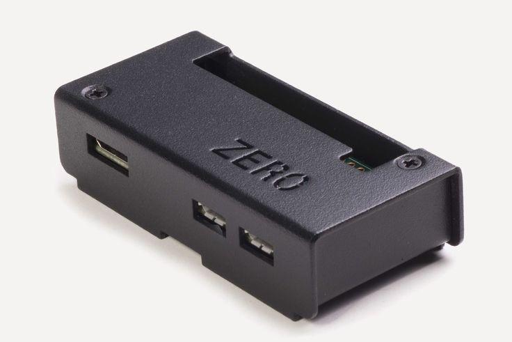 Raspberry Pi Zero Case by KKSB
