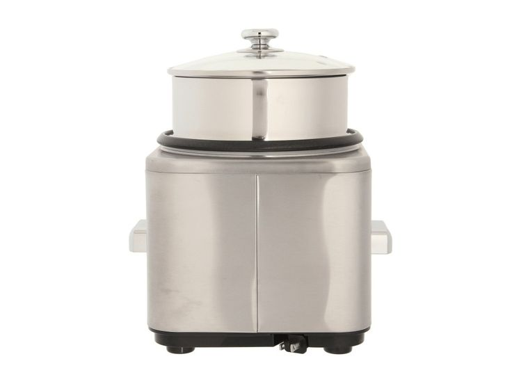 Cuisinart Rice Cooker with Handles Stay Cool While Cooking