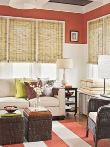 106 best Furnishings Bamboo blinds images on Pinterest Cook