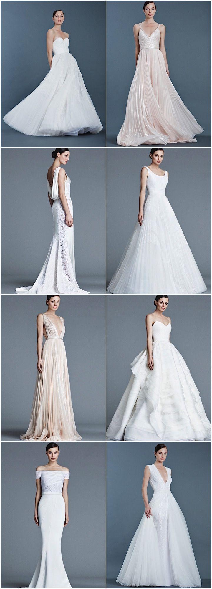 J Mendel Wedding Dresses