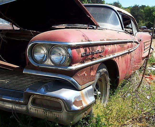 Junkyard Cars   Junkyard Life: Classic Cars, Muscle Cars, Barn finds, Hot rods and ...