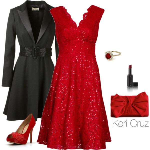 christmas party dresses - photo #10