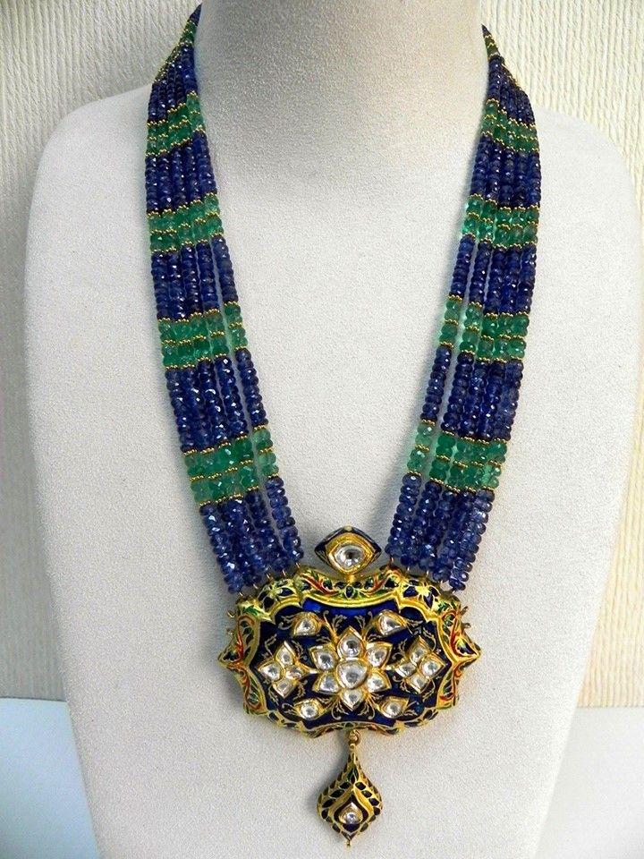 using the beads to enhance the tikda