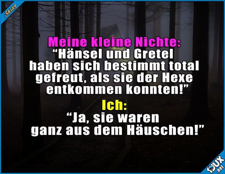 Die deutsche Sprache kann so toll sein! :) #Wortspiel #deutsch #Märchen #Humor #lustigeSprüche #GutenMorgen #WhatsAppStatus #Statussprüche