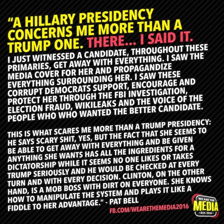 I don't agree with the assessment of Trump but I do agree that a Hillary presidential run would destroy what Obama hasn't. Trump may talk too plain for some people but in business he surrounds himself with knowledgeable people and I believe he will in office as well. Obama has always been to prideful to listen to his advisers and he has made a mess of our country.