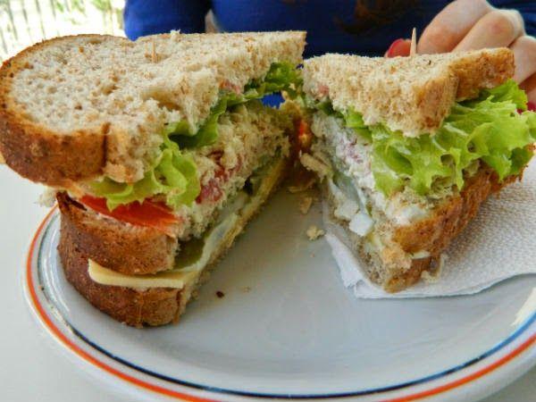 Na Cozinha da Margô: Sanduíche de Atum Mata Fome