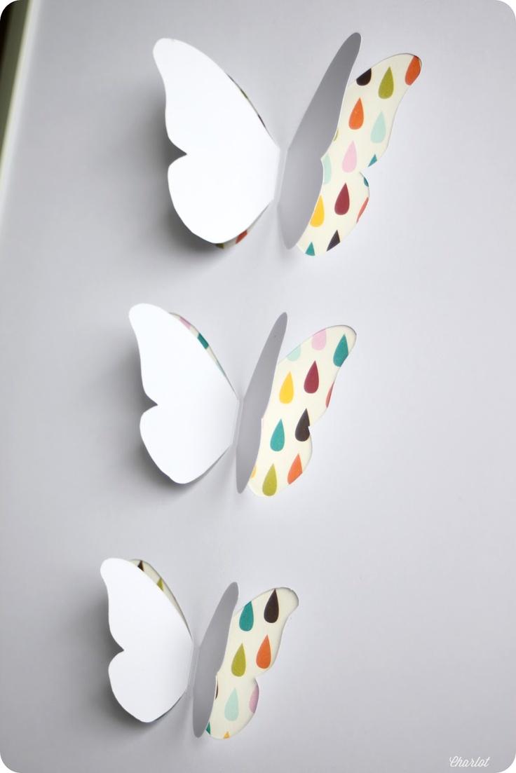 Populaire Les 25 meilleures idées de la catégorie Papillon butterfly sur  EB45