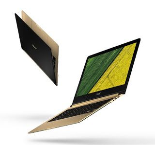 IFA 2016: Acer announces Swift 7 world's thinnest laptop (9.98 mm) - Price…