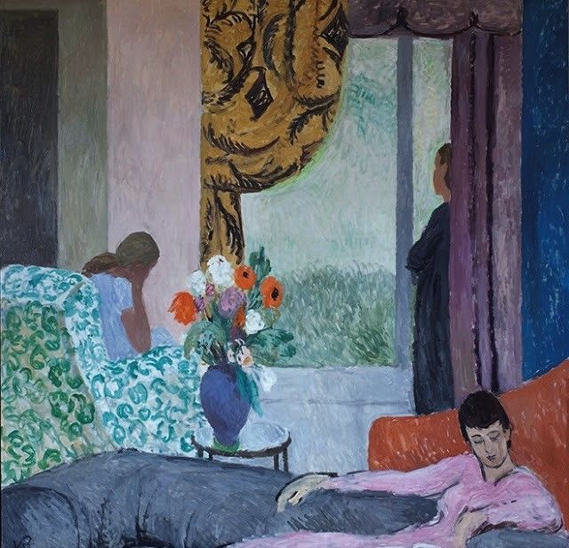"Vanessa Bell ""The Other Room"" 1935"