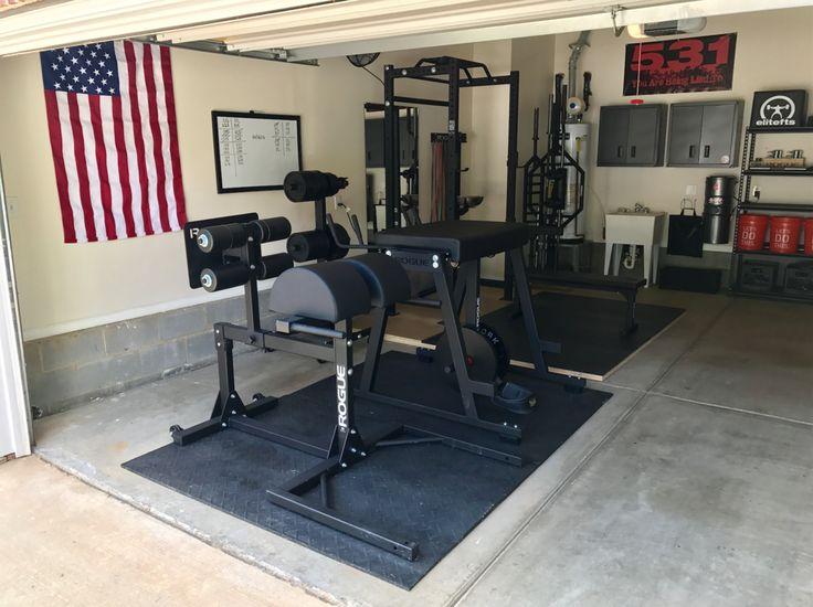 27 best Home Gym Inspiration images on Pinterest Squats Garage