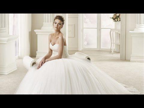 Nova Bella Gelinlik NişantaşıStraplez Gelinlik Modelleri Videoları   Askısız Gelinlik Modelleri Videosu