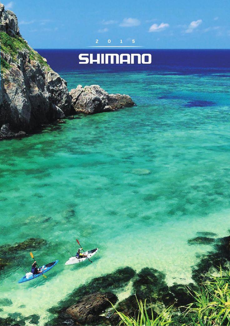Catalogo Shimano Italy Fishing 2015  Catalogo di attrezzatura da pesca Shimano 2015. Mulinelli, canne da pesca, accessori, buffetteria, abbigliamento, fili e trecciati dell'azienda leader della pesca in Italia