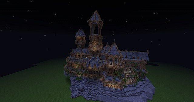 Minecraft Creative Tips Tricks: Minecraft Cool Builds: Halloween Special
