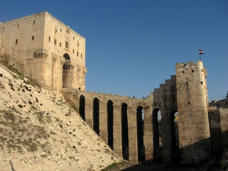 55 best aleppo images on pinterest aleppo middle east and syria the citadel of aleppo often considered to be one of the oldest and largest castles in the world the hill it is constructed on has actually been used for sciox Gallery