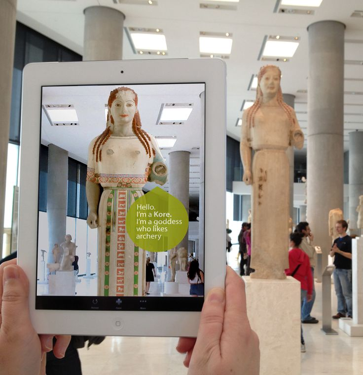 Making museums a mobile, personalised and interactive experience - European Commission