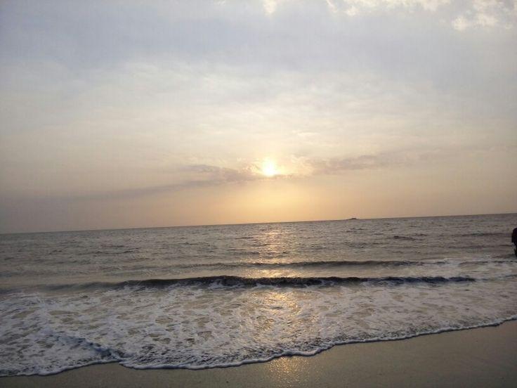 sunset click @ Suruchi Beach